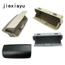 Черный, серый цвет бежевый очки коробка солнцезащитные очки чехол для Tiguan Гольф MK5 MK6 Passat B7 CC Skoda Superb Yeti 1K0 868 837 D/E/G/F