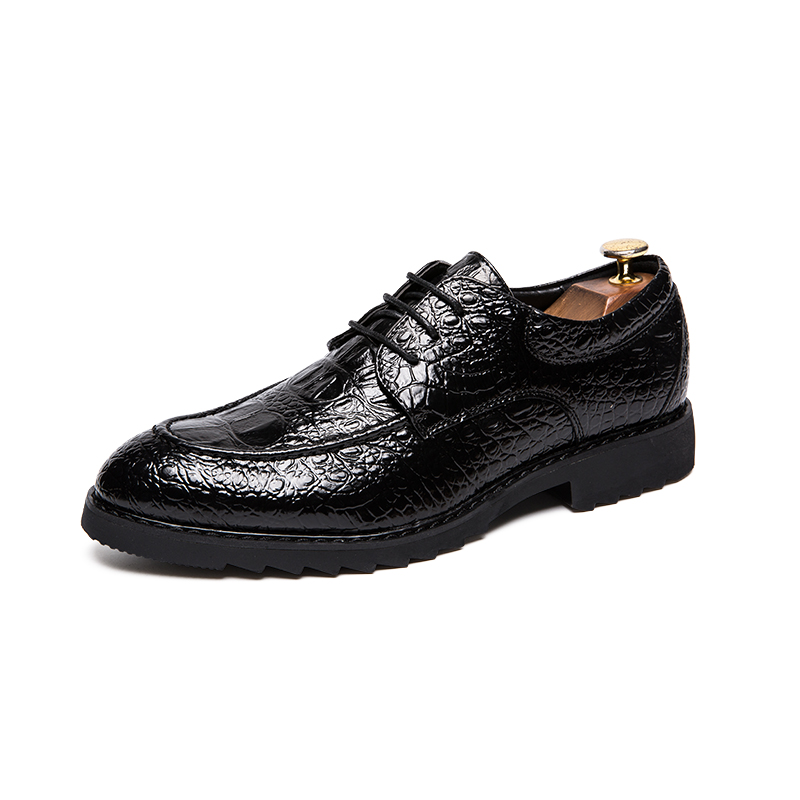 Plate Cuir Grain De Style Hombre Alligator Oxford Chaussures Loisirs Souple En Angleterre Mocassin Affaires Hommes Zapatos forme Discothèque gR1YwPq