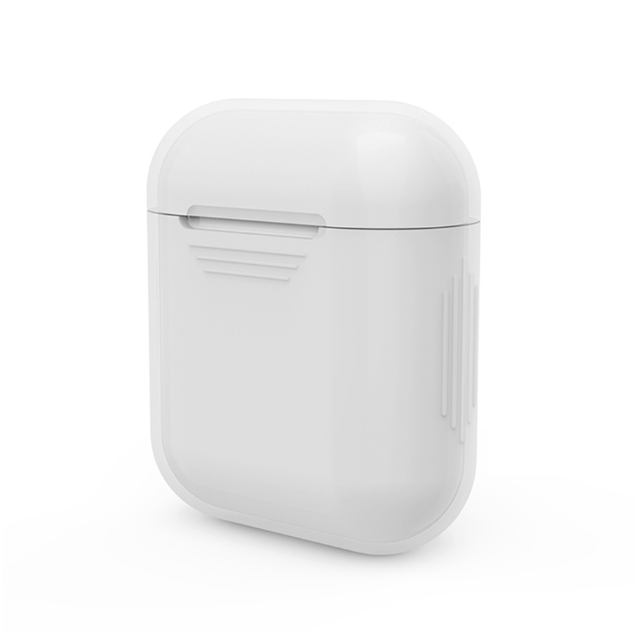 Ahastyle Funda de silicona suave para Apple Airpods Cubierta a prueba - Audio y video portátil - foto 6