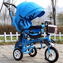 Free shipping to Russia upgrade luxury models 2017 baby stroller Baby carriages 6months 6 year baby