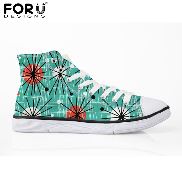 Dandelion Flowers Women Casual Sneakers Skateboard Lo-Top Nursing Trainers