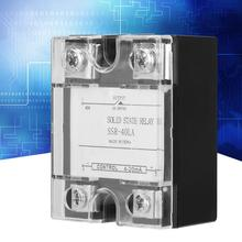 Solid State Relay SSR-40LA 40A Solid State Relay Module for Industrial Automation Process bistable relay solid state relay ssr 40va solid state relay for industrial automation process ssr 40va voltage relay