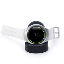 Qi Wireless Charger Pad Hot selling Wireless Charging Dock Cradle Charger for Samsung Gear S2 for Samsung Gear S3 Watch