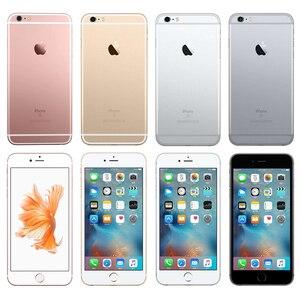 "Image 3 - Apple iPhone 6S Plus iOS Dual Core 2GB RAM 16/64/128GB ROM 5.5"" 12.0MP Camera LTE fingerprint Unlocked Mobile Phone iPhone 6S"