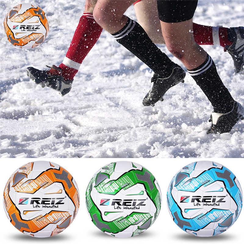 Новинка 2018 Премьер PU Футбол Официальный футбольный мяч Размеры 5 Размер 4 мяч Футбол Лиги чемпионов 2018 спортивный тренировочный мяч