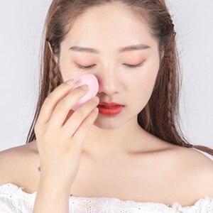 Image 2 - 3pcs met beugel makeup Puff Poederdons Zachte vrouwen Cosmetische Foundation Spons Schoonheid te Maken Gereedschap Accessoires