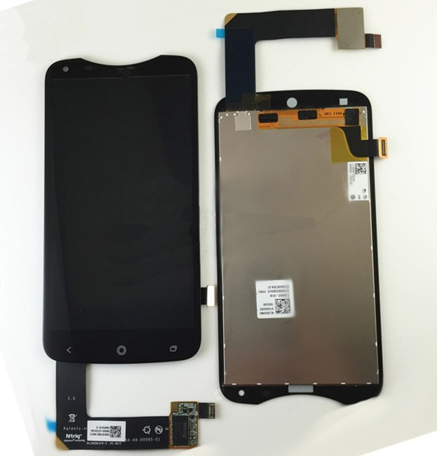 Original Axisinternational For 6 0 Acer Liquid S2 S520 LCD screen Display Touch panel Digitizer Black
