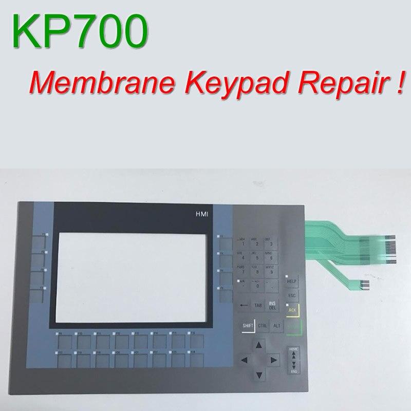 KP700 6AV2124 1GC01 0AX0 Membrane Keypad for SIMATIC HMI Panel repair do it yourself Have in
