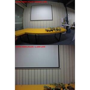"""Image 5 - 4K دقة عدسة 5.4 مللي متر 1/2.3 """"10MP 60 درجة غير تشويه عدسة ل GoPro بطل 3/4 شاومي يي 4K/4K + EKEN H9R SJCAM كاميرا"""