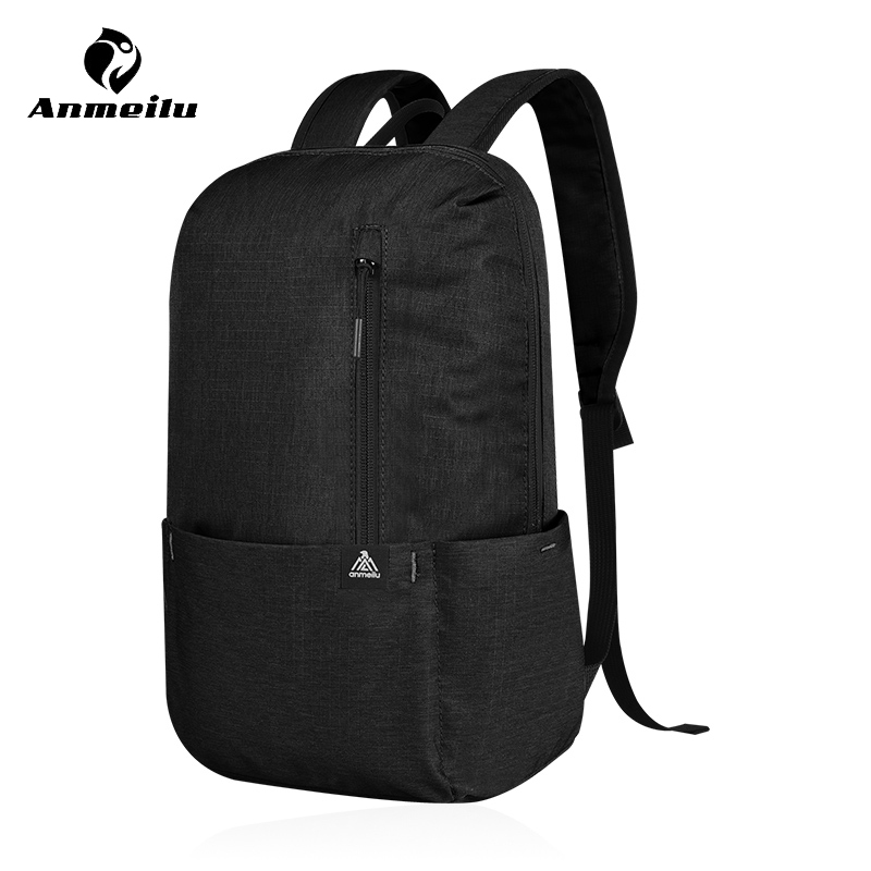 Anmeilu 10L Gym Bag Women Men Sport Training Fitness Bag Outdoor Cycling Hiking Travel Backpack School Shoulder Bag Mochila 2019