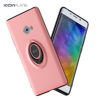 ICONFLANG For Xiaomi Mi Note 2 Prime Case 6GB 128GB 4G 64G Phone Ring Holder Cover