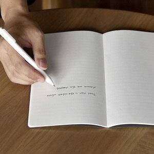 Image 4 - Kaco zielony papier NoteBook przenośny notatnik do podróży biurowych 4 kolory