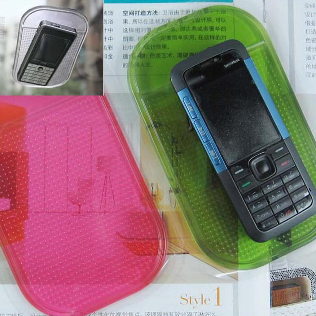 HTB1WGF9lQUmBKNjSZFOq6yb2XXa1 - 4pcs Styling Sticky Gel Pad Holder Magic Dashboard Silicone Anti Non Slip Mat Car Accessories Car for Gadget Phone