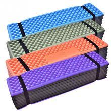 192*56 см походный коврик Сверхлегкий пенопластовый походный коврик сиденье складной пляжный тент коврик для пикника Коврик для сна Водонепроницаемый Открытый Матрас