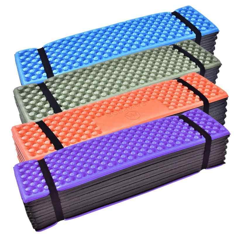 190*56 ซม.แคมป์เสื่อ Ultralight Foam Camping MAT เต็นท์พับชายหาดปิกนิก Sleeping Pad กันน้ำกลางแจ้งที่นอน