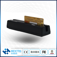 USB All in one Track 1/2/3 Magnetic Rfid Card Reader For MSR & IC chip & Psam card HCC 110