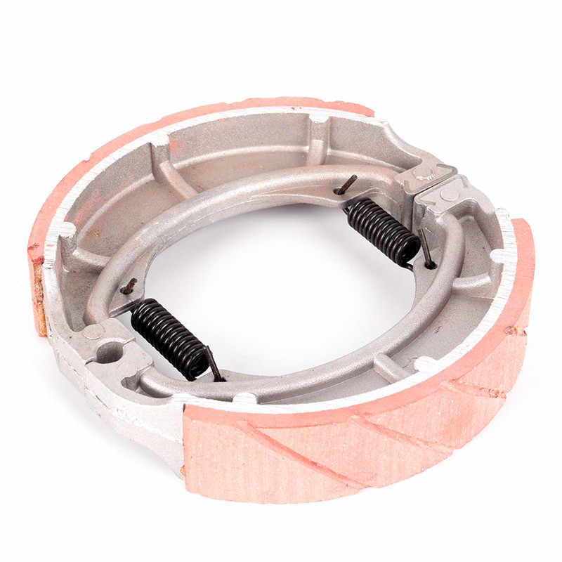 1 шт. для GY6 50-150cc мопед скутер C029-073 Универсальный задний барабан тормозные колодки