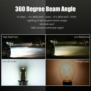 Image 5 - 2 шт. светодиодный Автомобильные светодиодные лампы T20 W16W 15 SMD 4014, 6000 К