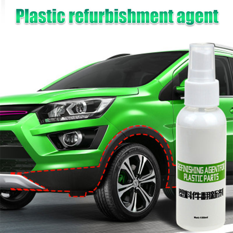 Vehemo Plastic Parts For Deconta Mination Car Refurbished Car Maintenance Cleaner Automobile  Refurbishing Plastic Care