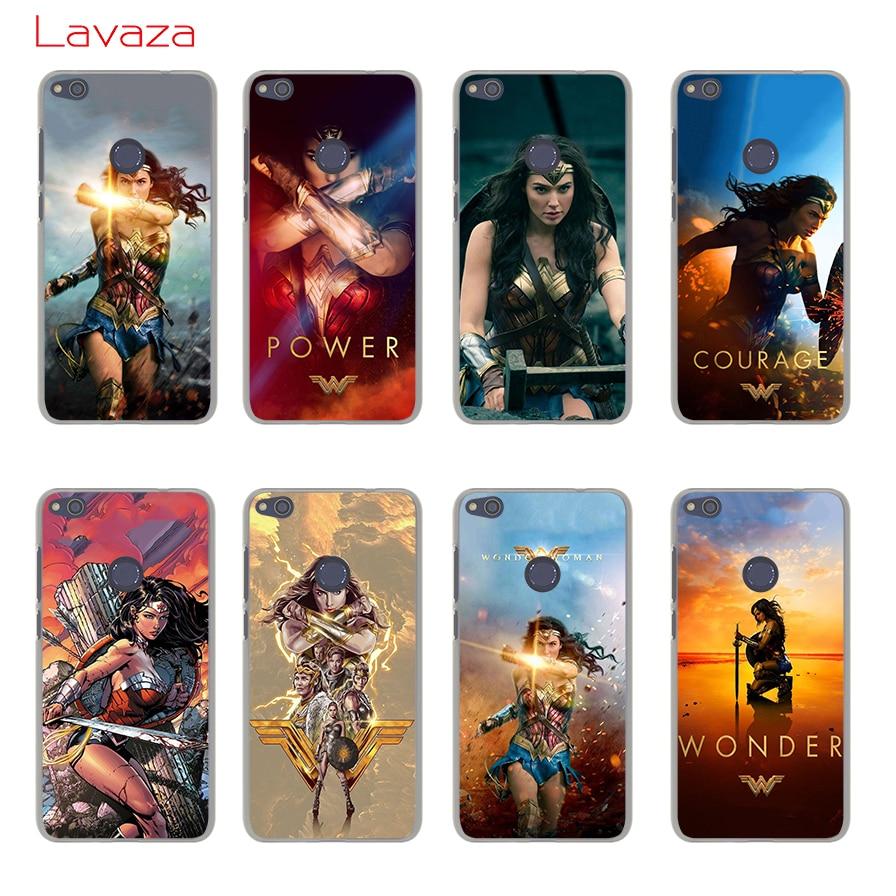 Lavaza Wonder Woman жесткий чехол для телефона Huawei Коврики 10 Lite Pro G7 и честь 9 8 Lite 7 7X6 6A 6X 4X 4C крышка