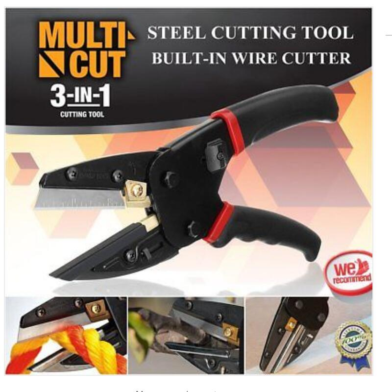 Compact Size 3 In 1 Multifunctional Wire Cutter Power Cutting Tool Garden Branch Cable Rope Leather Cutting Tool конструктор lepin ninjasaga робот гарм 777 дет 06060