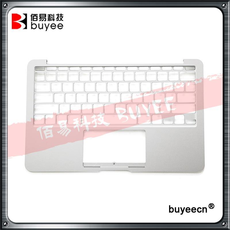 Original New 11 A1465 Top case US style For MacBook Air A1465 US Keyboard C Cover Topcase Palm Rest 2013 2014 2015 MD711 MJVM2 original new laptop a1708 palm rest repair for macbook retina pro top housing case cover us layout 13 inch 2016 year replacement