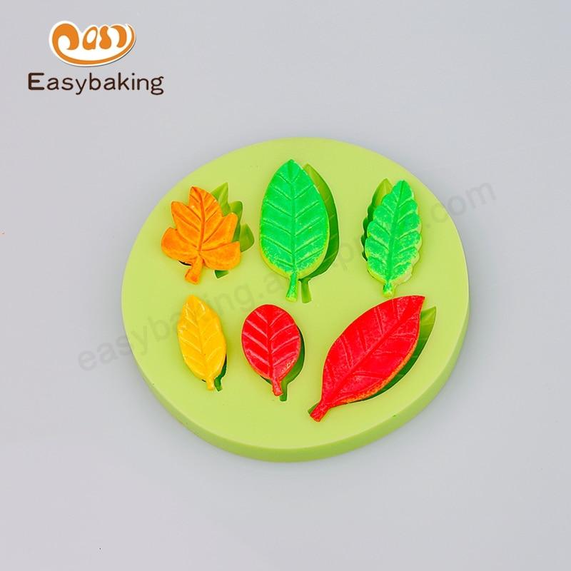 DIY Әртүрлі 6 Табиғат Cake Decoration Sugarcraft - Тағамдар, тамақтану және бар - фото 1