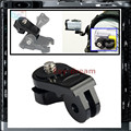 1/4 de parafuso do tripé adaptador de montagem acessórios conversor para sony ação Cam para Gopro Câmera AS100V AS30V AS20 AS200V HDR AZ1 xiaomi