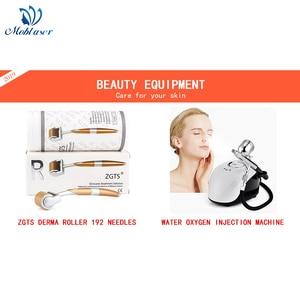 Image 4 - Titan ZGTS Derma Walze DRS Micro Nadeln Akne Poren Flecken falten Entfernung Feuchtigkeitsspendende Haarausfall Behandlung Gesichts Mezoroller