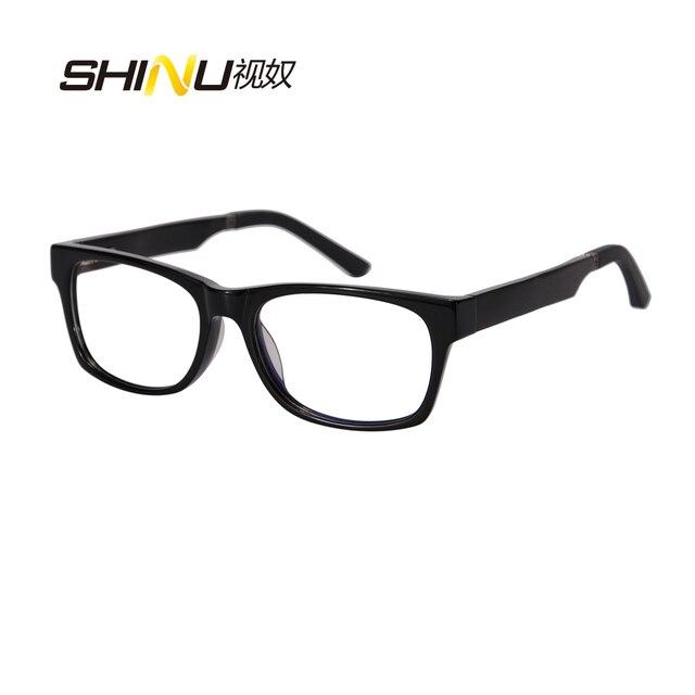 Full Black Glasses Frame Acetate Frame With Luxury Wooden Legs ...