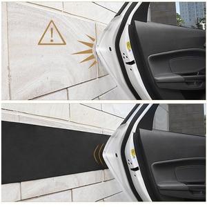 Image 2 - 200cm x 20cm Car Door Protector Garage Rubber Wall Guard Bumper Safety Parking