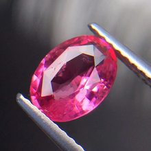 CGL Certificate Tanzania Mahenge Origin 1.14ct Natural Pink Spinel Gemstones Loose Stones Loose Gems(China)