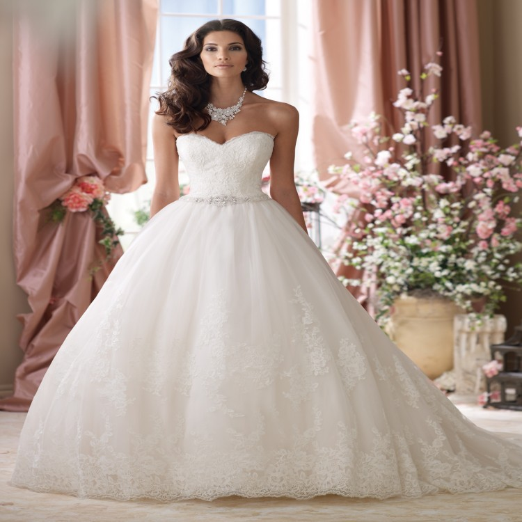 Princess Style Wedding Gowns: Free Shipping New 2015 Hot Fashion Girl Crystal Princess