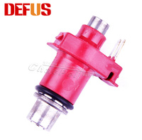 4 Pcs Brand High Performance Fuel Injector For Motorcycle High Quality Nozzle 10 Holes Red Color