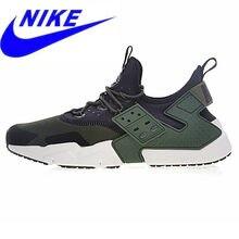 87eac1d49aa Orignal NIKE Air Huarache Drift Prm mannen Loopschoenen, mannen Sneakers  Comfort Sportschoenen, lifestyle Lage
