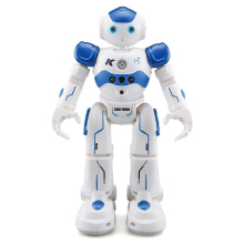 JJRC R2 USB Charging Dancing Gesture Control RC Intelligent Robot Toy Blue Pink for Children Kids Birthday Gift Present