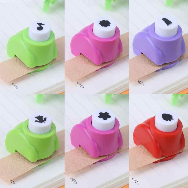 Scrapbook Punches Handmade Cutter Card Craft Calico Printing DIY Flower Paper Craft Punch Hole Puncher Shape