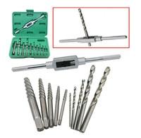 YOFE 11Pcs High Hardness Machine Repair Broken Wire Extractor 3MM 10MM Breakage Screw Extractor Drill Bits