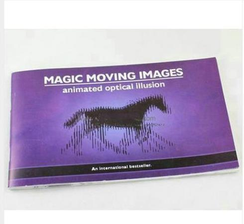 Pack Of 10 Magic Moving Images Animated Optical Illusions Kids Magic Toys Fun Easy To Do Best Children Magic Gift Classic Magie Magic Toys Animated Optical Illusionskids Magic Aliexpress