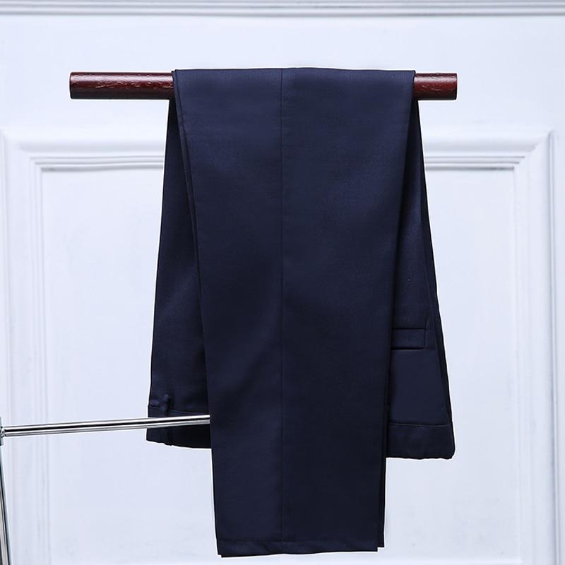 Mikarause boys pants black straight suit trousers kids pants teenage school student performance full length boy pants kids cloth 3