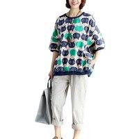 Oversized Women T Shirt 6XL 7XL 8XL Summer Short Sleeved Drop Shoulder Cat Women Tshirts Cute
