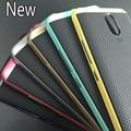 Nuevo caso híbrido para xiaomi redmi note 2 duro pc frame + protector de silicona de la contraportada para xiaomi redmi note2 móvil teléfono vivienda