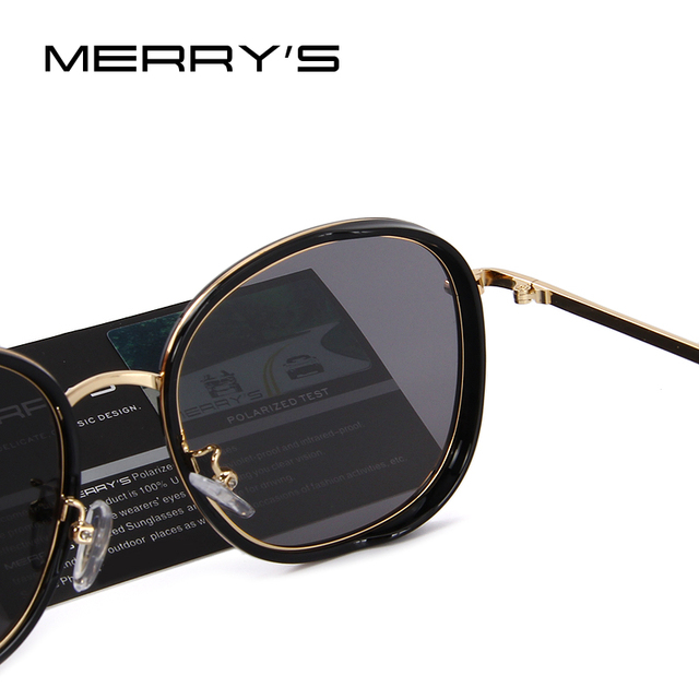 Women Polarized Fashion Glasses