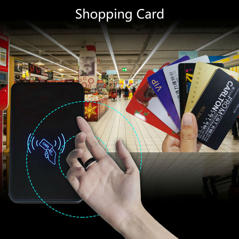 Wearable Device NFC Waterproof