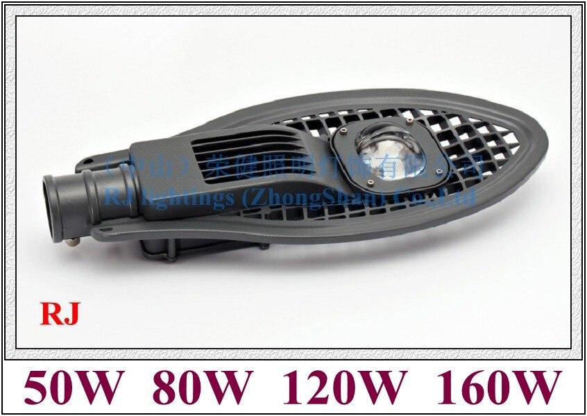 COB LED street light lamp LED road light IP65 50W / 80W / 120W / 160W AC85V-265V 50HZ/60HZ aluminum grid style I RJ-LS-E шины other 225 235 245 265 285 50 60 65 70r16 17 18 20