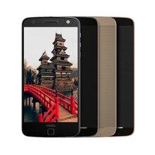 Original Motorola Moto Z XT1650-05 fingerprint Snapdragon 820 Quad Core Android 6.0 HD 2 K 5.5 pulgadas 4 GB RAM 64 GB ROM Smartphone