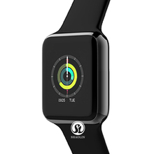 Caso para apple iphone android telefone smartwatch Bluetooth Relógio Inteligente pk apple watch