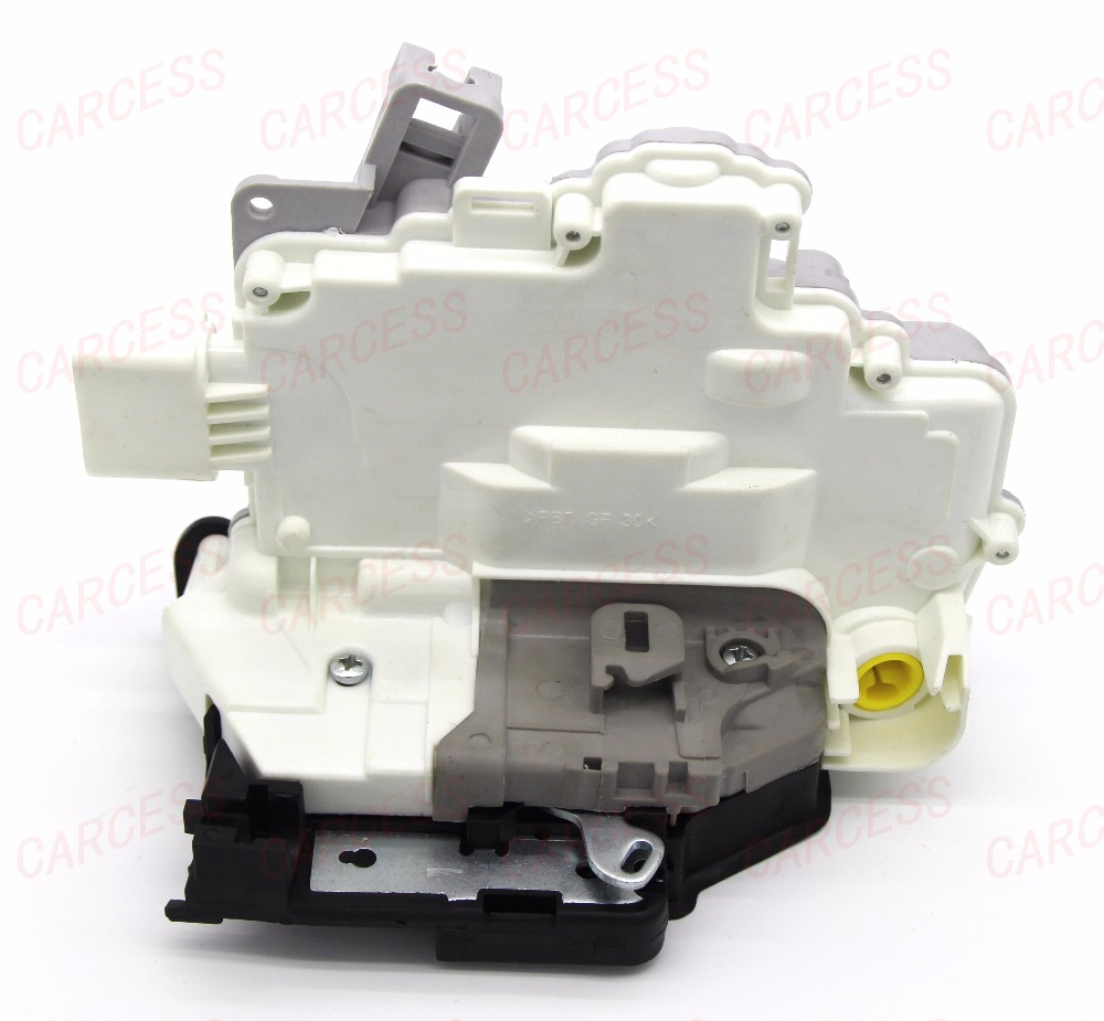 FRONT LEFT DRIVER SIDE CENTRAL DOOR LOCK LATCH ACTUATOR MECHANISM FOR SEAT IBIZA V SPORTCOUPE 2008-