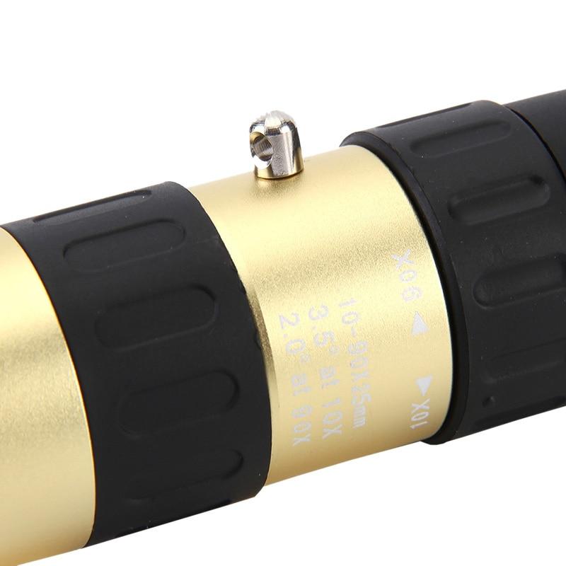 10-30x25 HD bir böyüdücü bir boru Monokulyar 128mm-200mm - Düşərgə və gəzinti - Fotoqrafiya 6