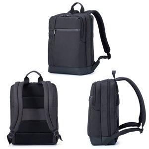 Image 5 - Xiaomi Mi 배낭 클래식 비즈니스 배낭 17L 대용량 학생 노트북 가방 남성 여성 가방 15 인치 노트북 내구성